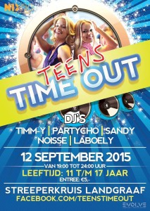 Teens Time-Out